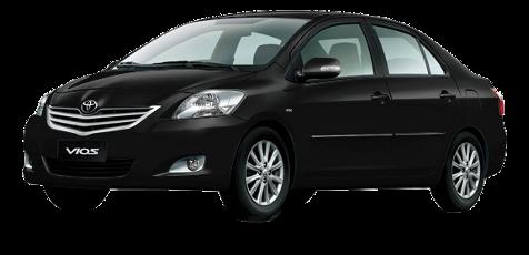 Toyota Vios Black